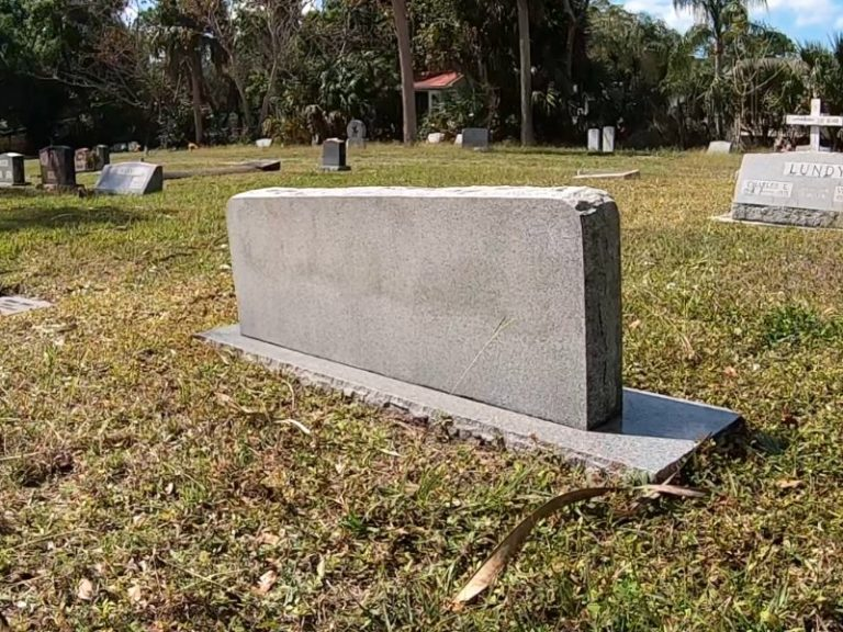 gravestone cleaning