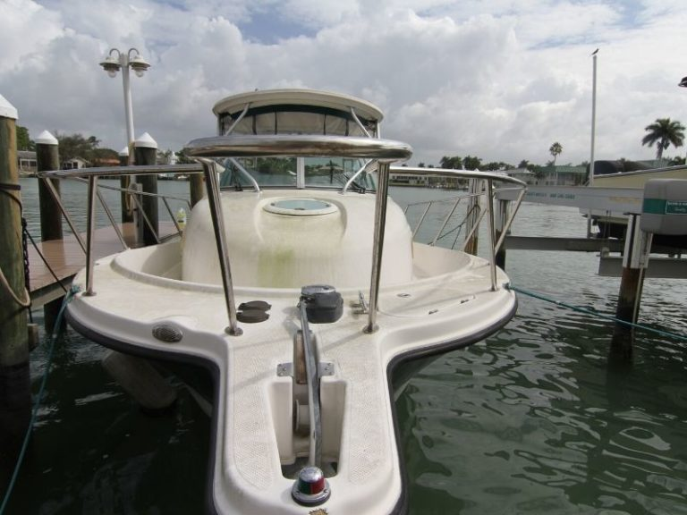 boat algae cleaner