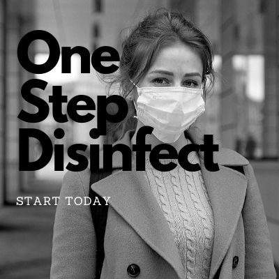 One Step Disinfect