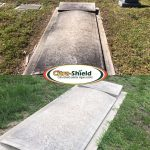 How To Clean Headstones & Monuments